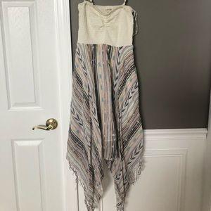 Billabong Beach dress.  Size Small